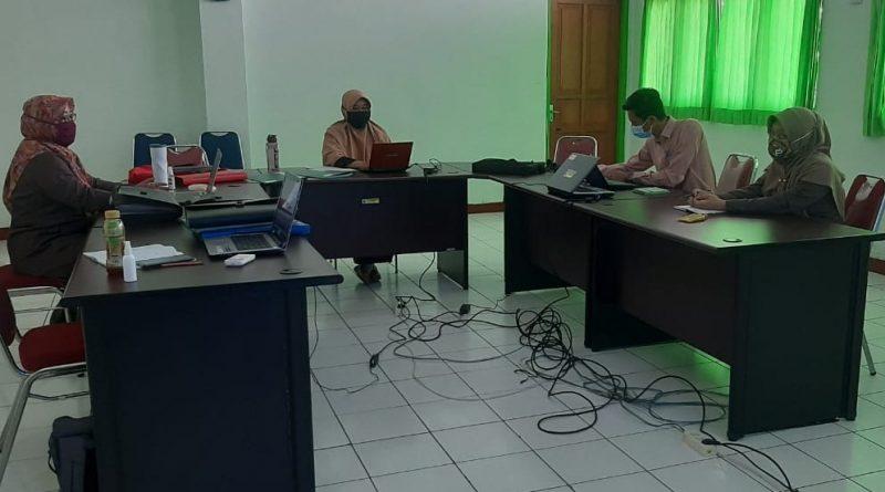 Kegiatan Audit Mutu Internal (AMI) Tahun 2020