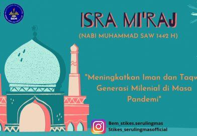 Peringatan Isra' Mi'raj Nabi Muhammad SAW 1442 H