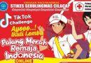 Lomba Tik Tok Challenge dengan Tema Palang Merah Remaja Indonesia bagi tingkat wira SMA-SMK-MA se Kabupaten Cilacap