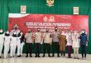 Relawan Vaksinator Covid-19 Mahasiswa STIKES Serulingmas Cilacap