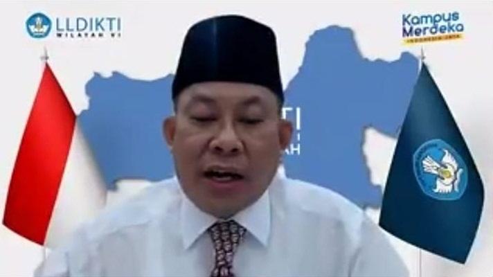Prof. Dr. Ir. Muhammad Zaenuri, DEA Menjadi Pembicara PKKMB STIKES Serulingmas Tahun 2021